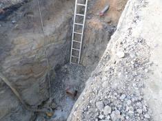 Fotky ze stavby 2.část